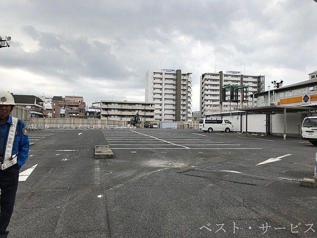 岡山西口/昭和町の再開発始まる①