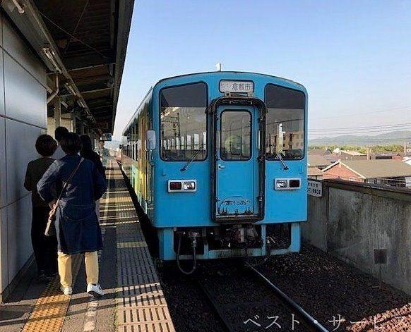 水島臨海鉄道② 上り