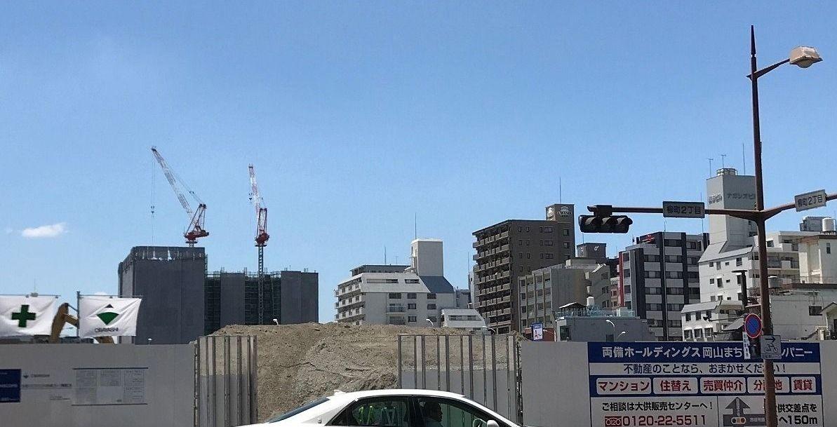 まちづくりカンパニー,MORINOMACHI GRACE,杜の街グレース岡山ザ・タワー