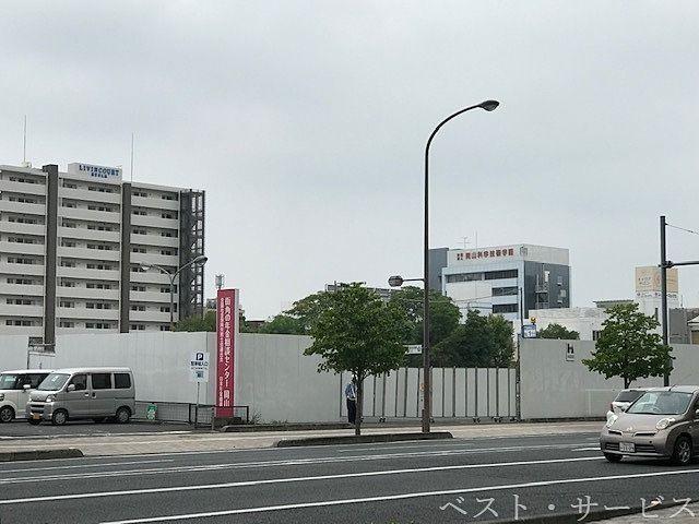 政令指定都市,岡山は都市再生緊急整備地区として国の政令指定を受ける