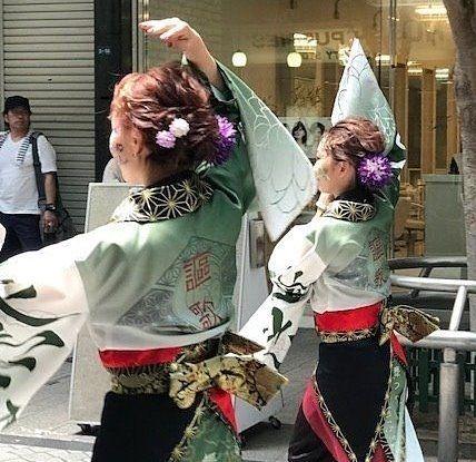 うらじゃ踊り子連,うらじゃパレード