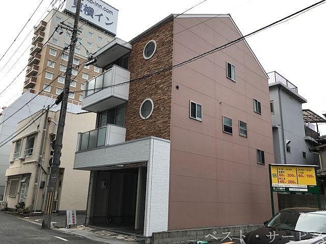 A-NET 岡山駅西口徒歩3分店舗