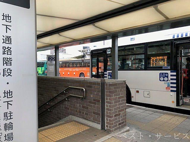 岡山電気軌道バス,臨時バス,センター試験会場行,岡山大学行臨時バス,