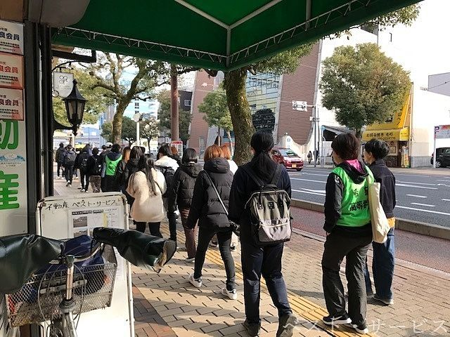 センター試験前日の様子,岡山大学センター試験