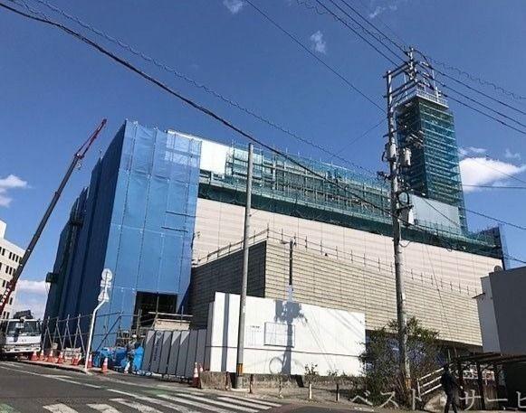 山陽放送株式会社RSKイノベイティブ・メディアセンター本館新築工事③