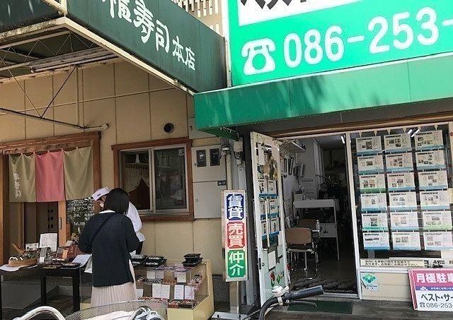 福寿司本店,セゾン・ド・フランセ,ベスト・サービス