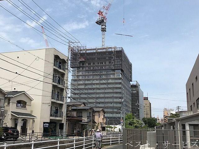 37階タワーマンション,岡山市北区下石井,両備グループ,杜の街,岡山の高層マンション,高級商業地併設マンション