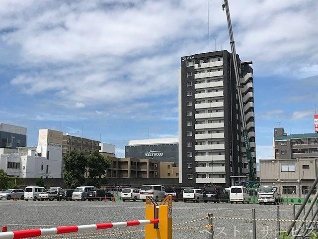 岡山駅西口『昭和町再開発』動きみられる④