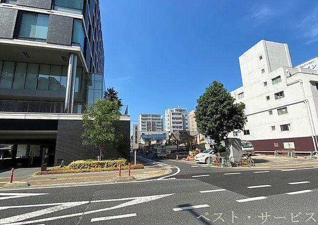 岡山駅西口まつのき亭解体され、更地となる