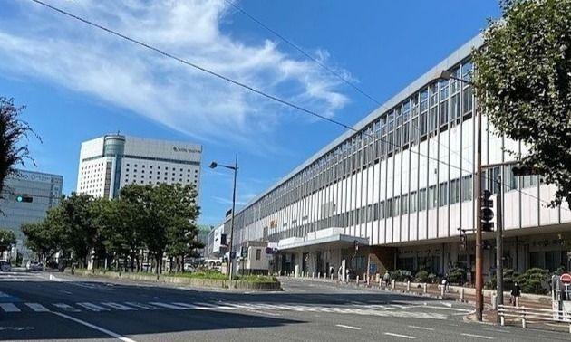 JR岡山駅,岡山の玄関口