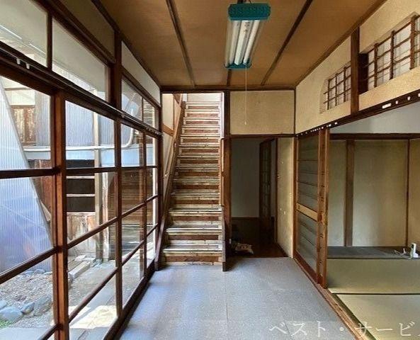 岡山駅西口・昭和な家に住もう