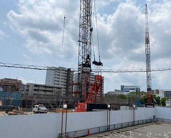 昭和町再開発の進捗状況⑦