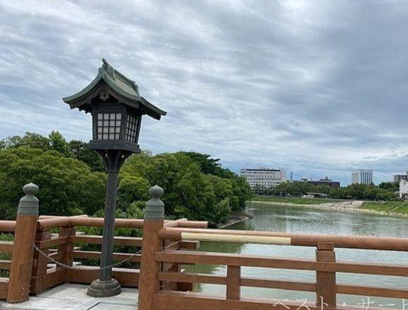 夏の幻想庭園を予定~夜の後楽園~