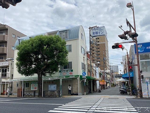 奉還町商店街東口の角,ベストサービス事務所移転,2021年9月27日ベストサービス事務所移転オープン