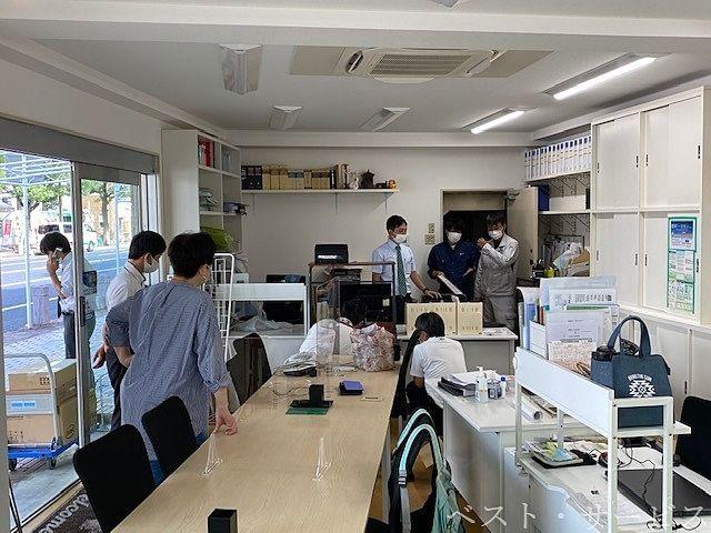 電気工事風景,ヤチヨコアシステム株式会社,NTT,TOP