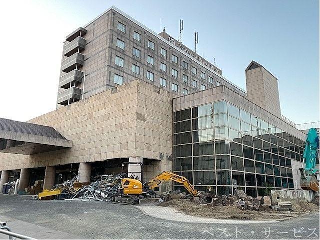 ロイヤルホテル岡山のその後 ②