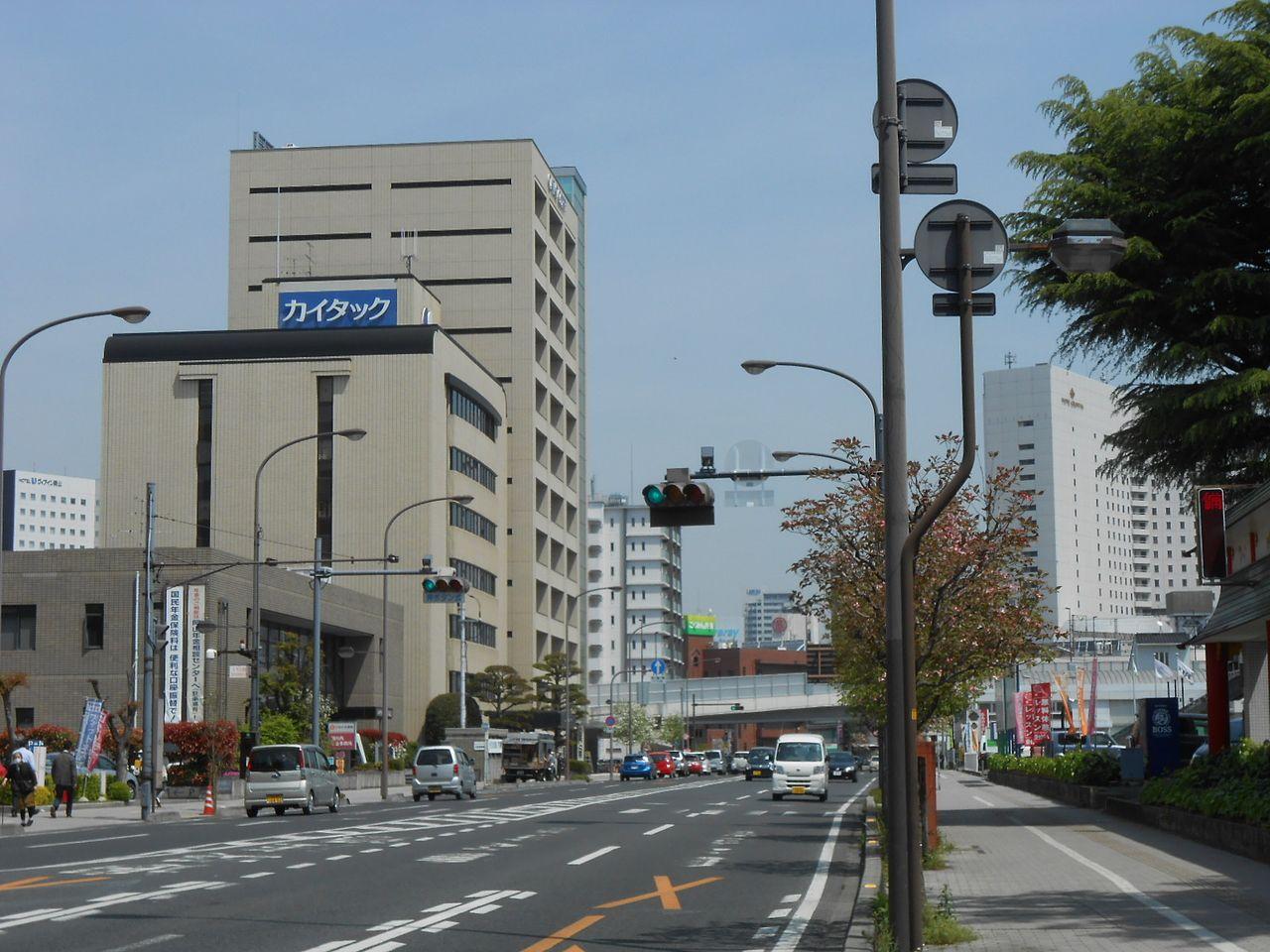 岡山市の都市計画はこんな流れで