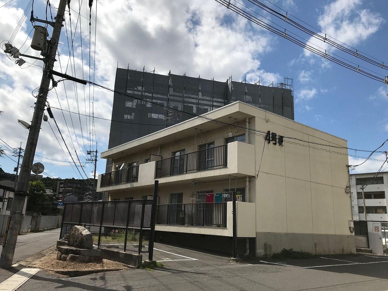 マンション予定地/伊福町4丁目