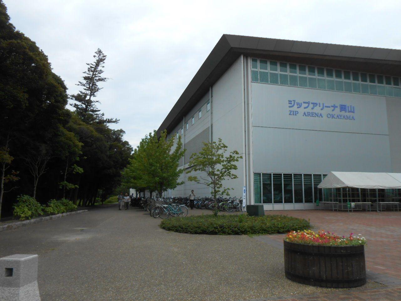 岡山県総合グラウンド東口