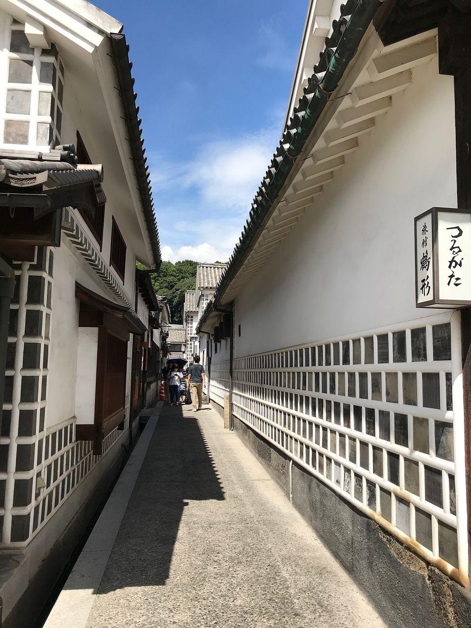 岡山県 倉敷市 蔵の町