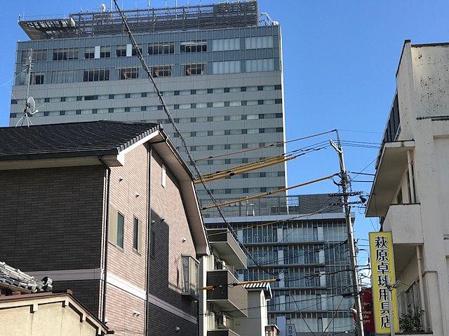 ANAホテル岡山・フォーラムシティ・リットシティミュージアムなど