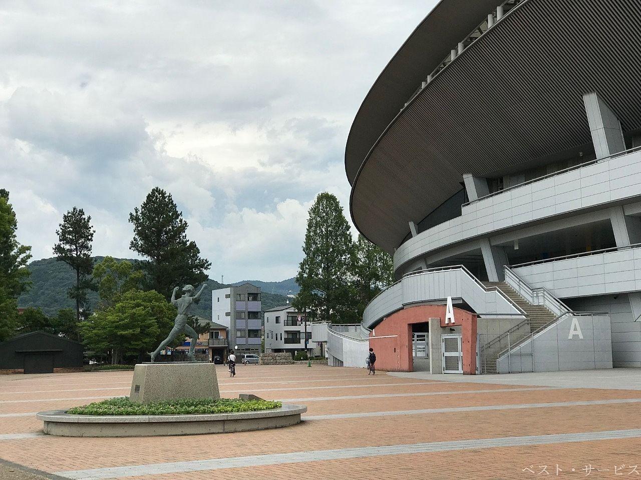 岡山県総合グラウンド/陸上競技場