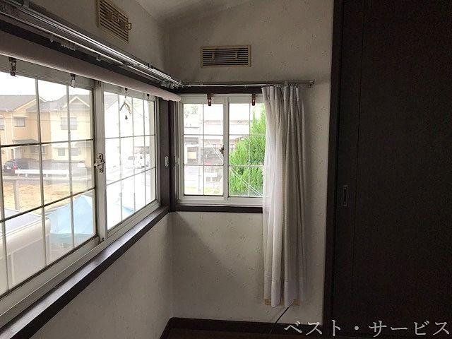 2階 洋間(東向き) 8帖