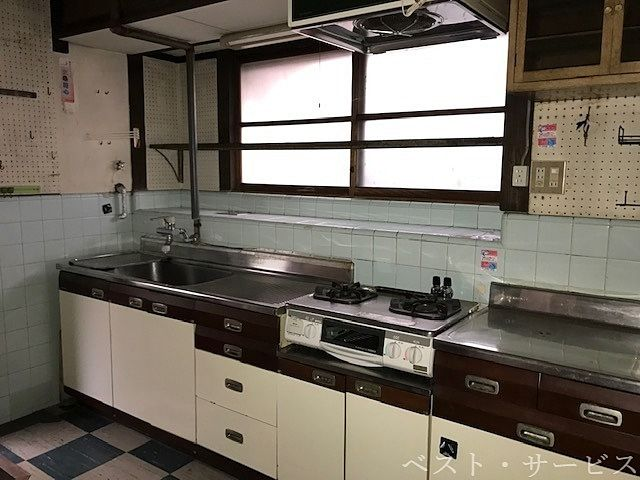 1階 キッチン3帖