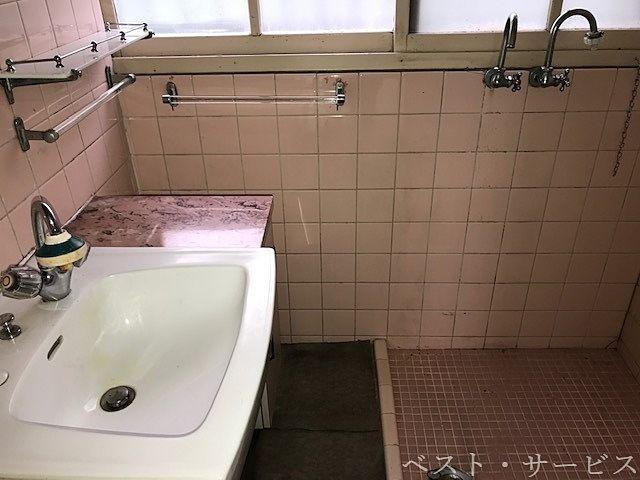 1階 洗面脱衣所/室内洗濯機置場
