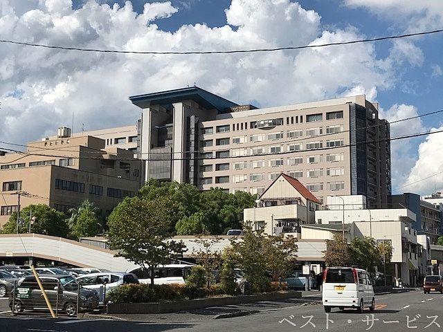 岡山大学附属病院