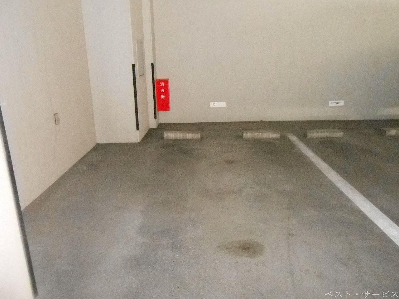 専用使用権付駐車場