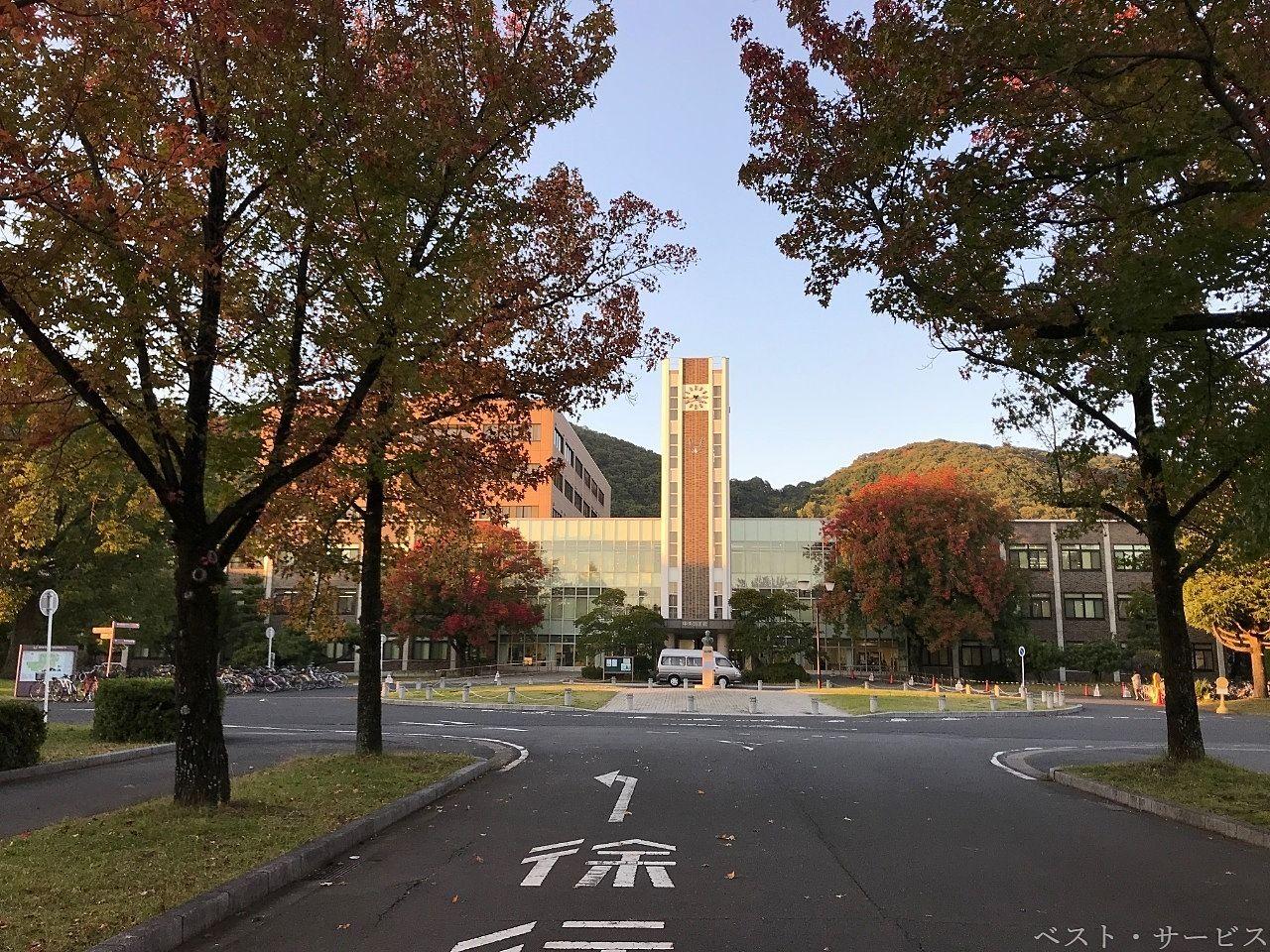 岡山大学津島キャンパス 徒歩18分(1.4Km)