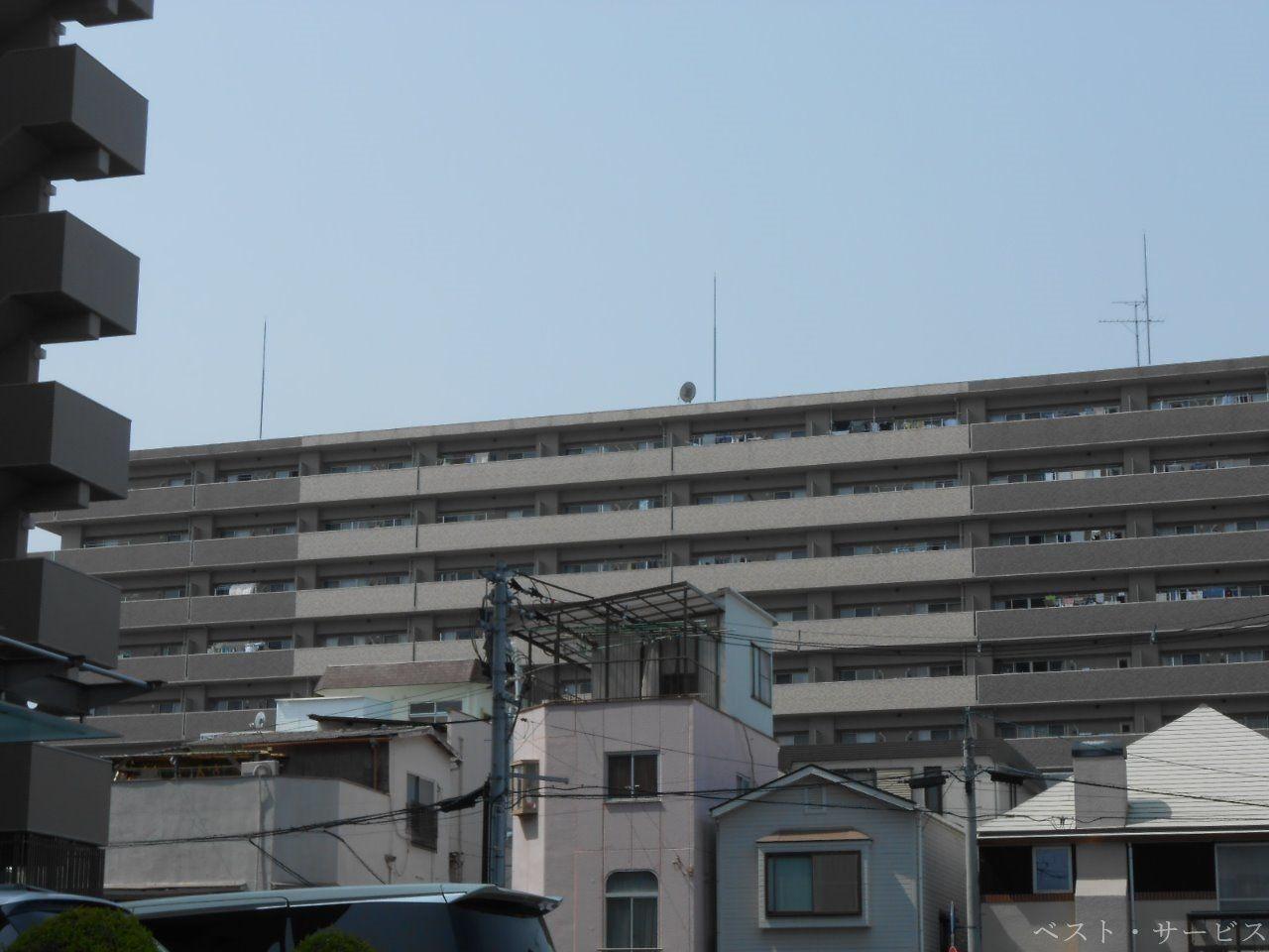 アルファステイツ岡山駅西